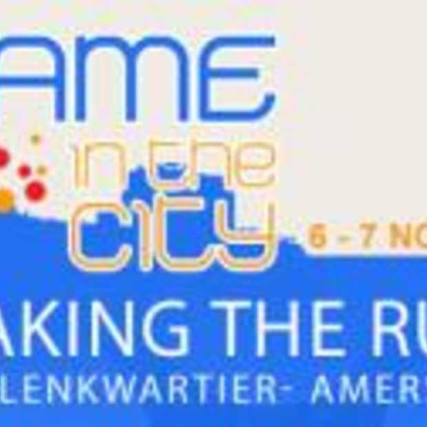Masterclasses GameDesign & Business tijdens Game in the City