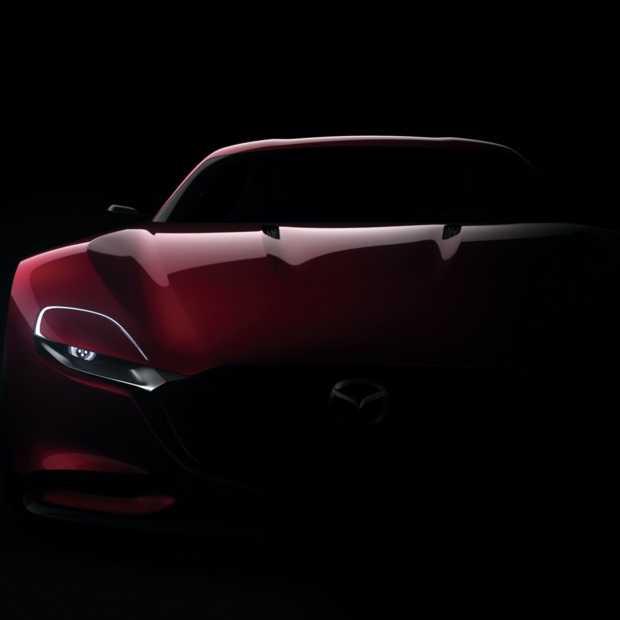 Dit is de mooiste auto van het jaar, de Mazda RX