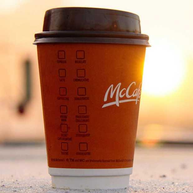 McDonald's 2.0: McCafé, Salad Bar, Apple Pay en je eigen burger samenstellen