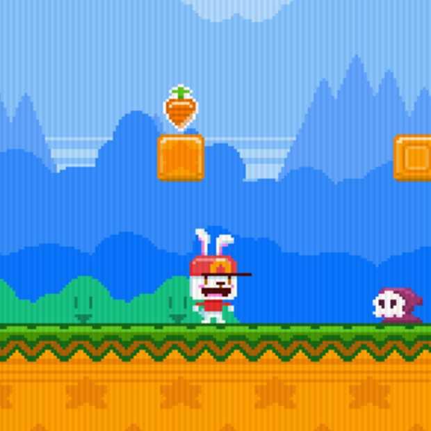 Mega Mash is alle gave 8-bit genres in een flash game..maar dan tegelijk
