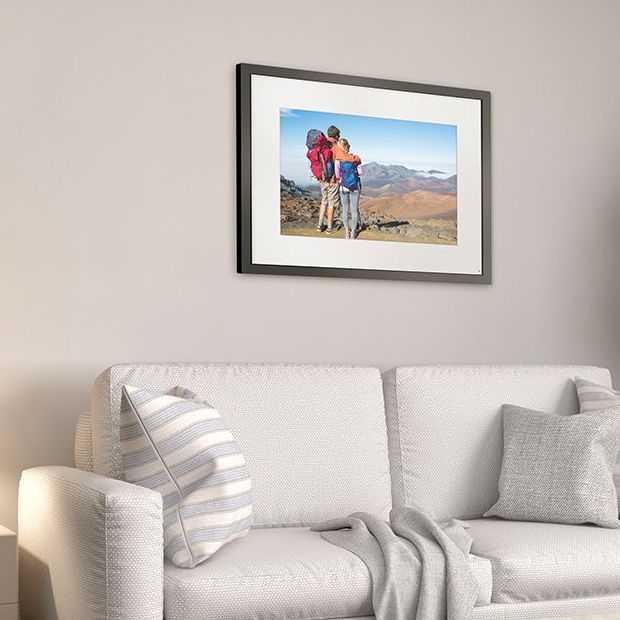 Memento: de 4K-fotolijst voor in huis