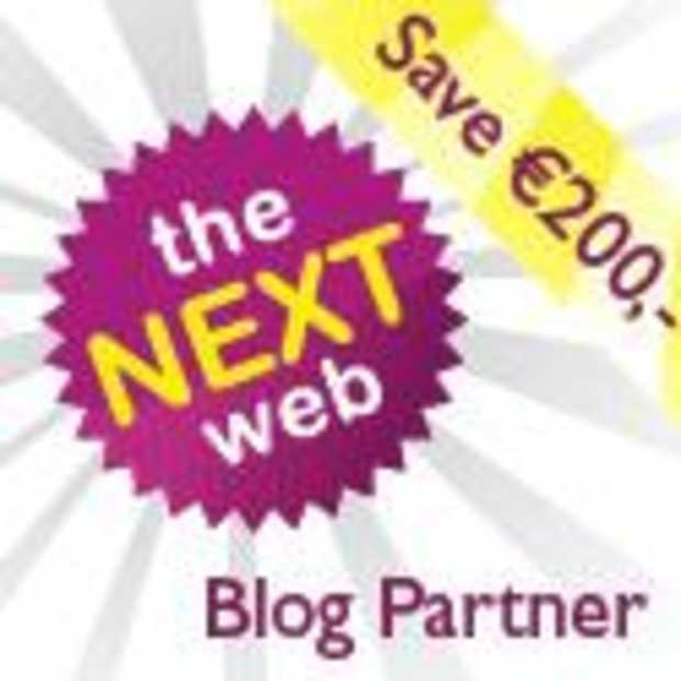 Met korting naar The Next Web