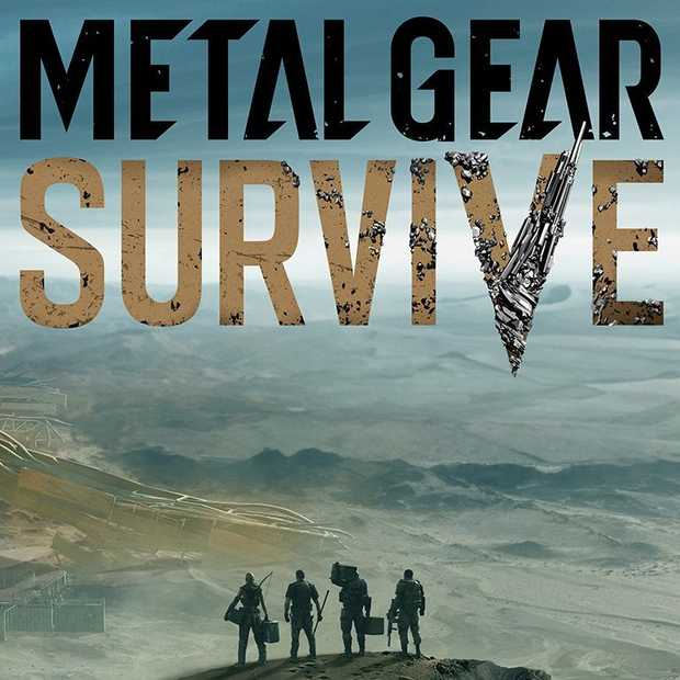 Gamescom 2017: Metal Gear Survive