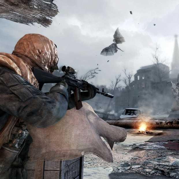 Gezien op Gamescom: Metro Redux