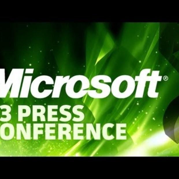 Microsoft Press Conference E3 2012