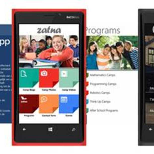 Microsoft en AppMachine samen in apps voor Windows Phone 8