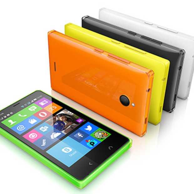 Microsoft geeft Android nog niet op met Nokia X2 release