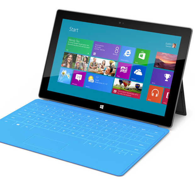 Microsoft komt binnenkort met een Xbox Surface-tablet