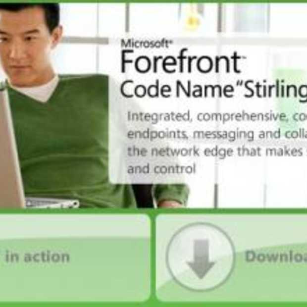 Microsoft komt met beveiligingssysteem Stirling