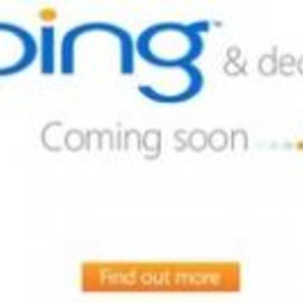 Microsoft's Bing wil Google-gewoonte breken