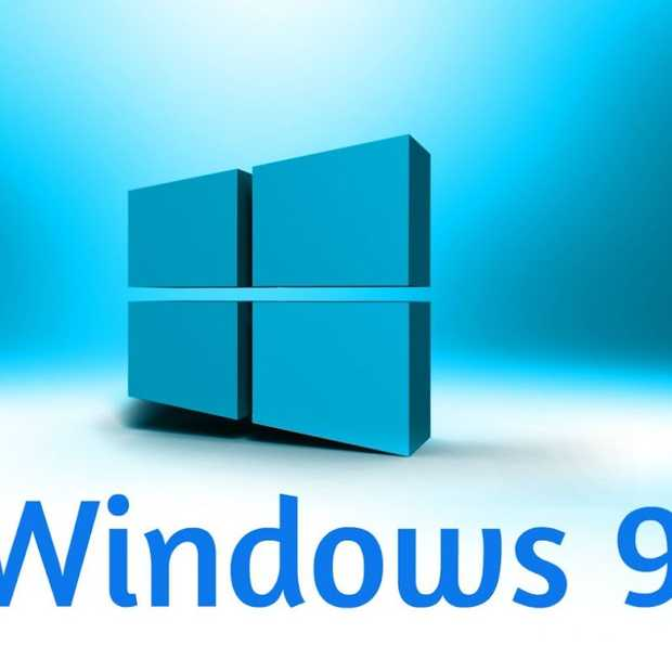 Windows 9 preview wordt verwacht eind september