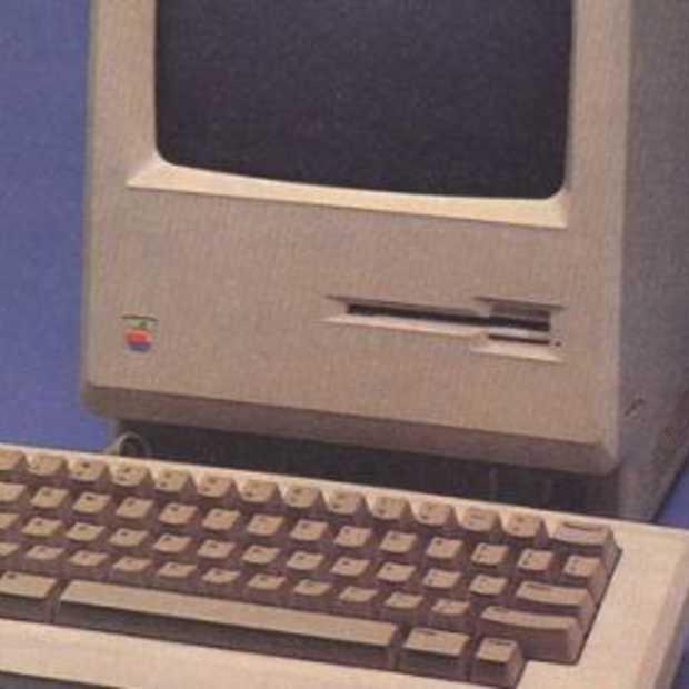 Mijn tweede Mac