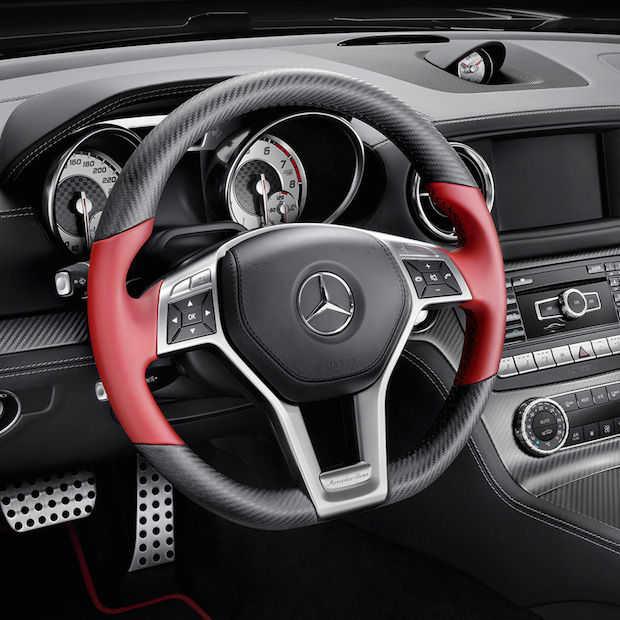 """Mercedes-Benz SL onthult """"Mille Miglia 417"""""""