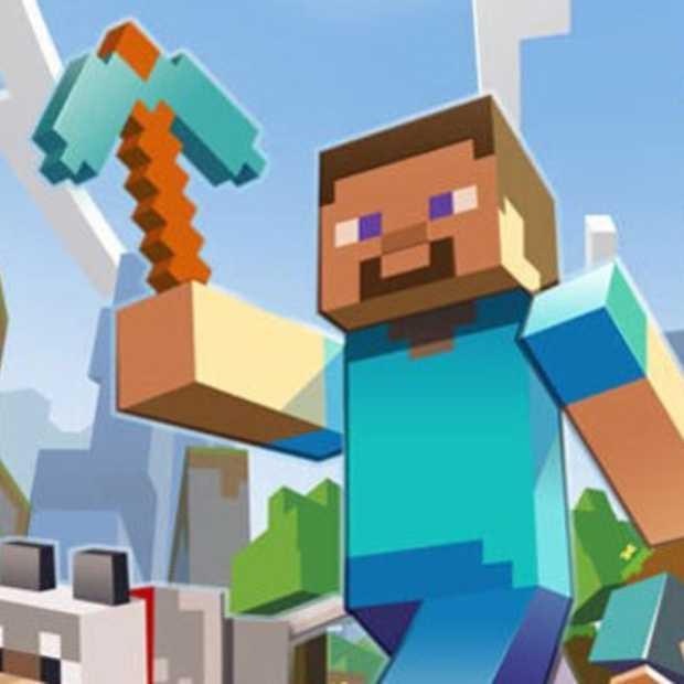 Minecraft is ook op de 360 monsterlijk goed