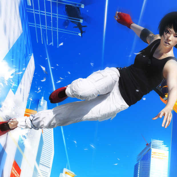 Mirror's Edge 2 gespot op Amazon en EA website