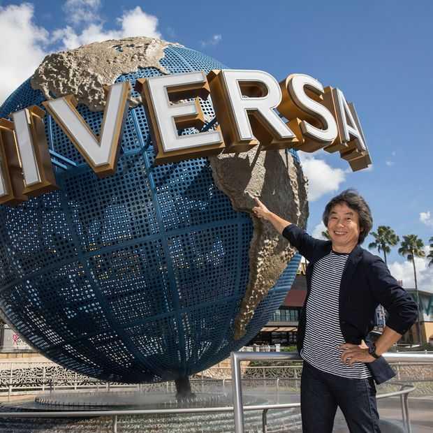 Nintendo krijgt themaparken in Universal Studios