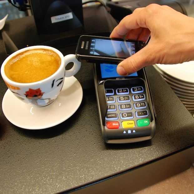Pinnen nog altijd het populairst, maar 87% wil ook graag mobiel betalen