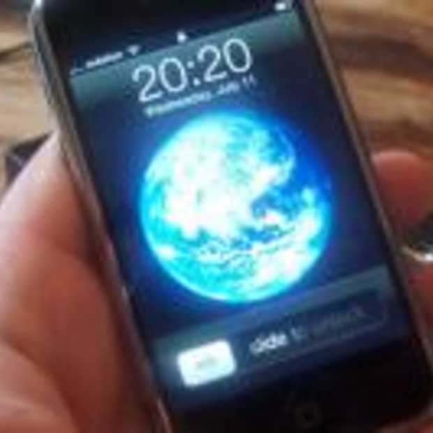 Mobiel internet, iPhone derde
