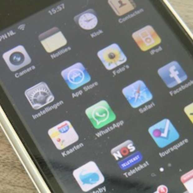 Mobiele app ontwikkelaars hebben weinig kans miljonair te worden