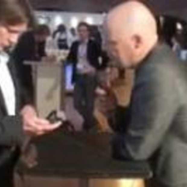 Mobile convention interviews: iPad Autoweek magazine, Smartphones cijfers, veel Apps