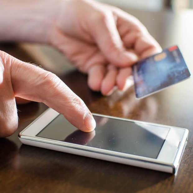 Steeds meer iDEAL betalingen via smartphone
