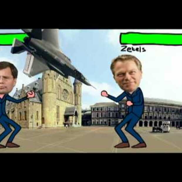 Mortal Kom(de)bat: Bos vs. Balkenende