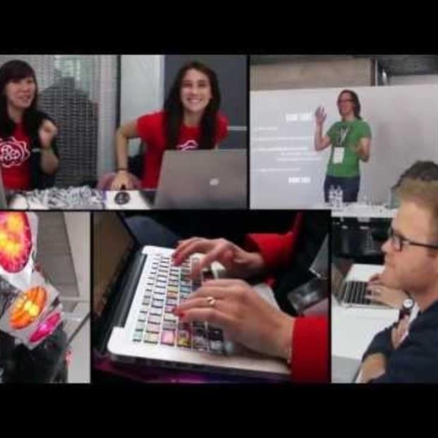 Mozilla Festival 2012