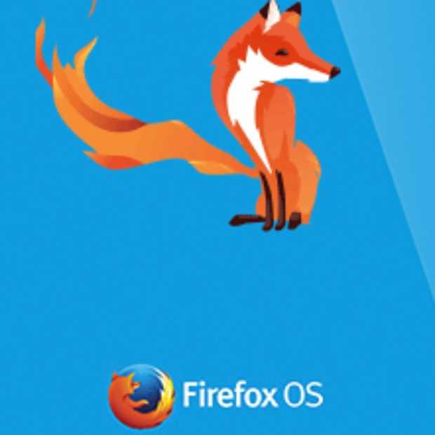 Mozilla kondigt Firefox OS aan