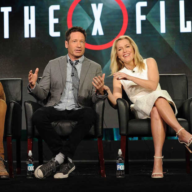 Nieuwe serie The X-Files dit weekend in premiere