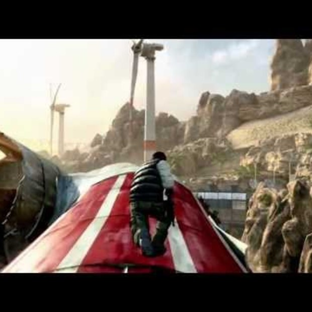 Official Call of Duty: Black Ops 2 Multiplayer