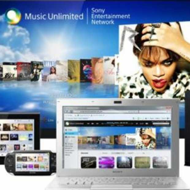 Muziekservice Sony nu ook op de iPhone