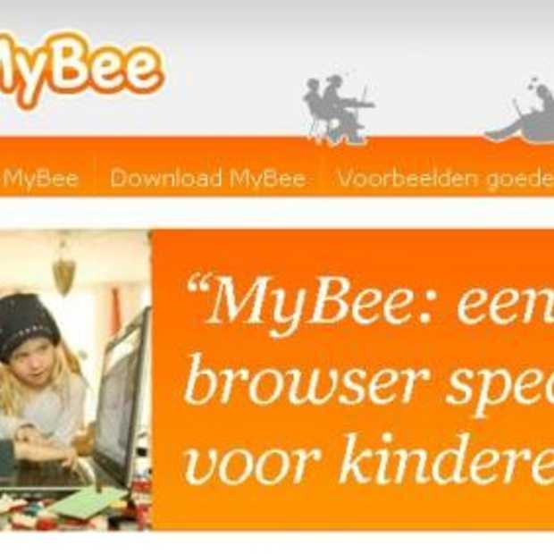 MyBee: een veilige en sociale kinderbrowser
