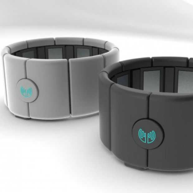 Je computer bedienen met de Myo armband