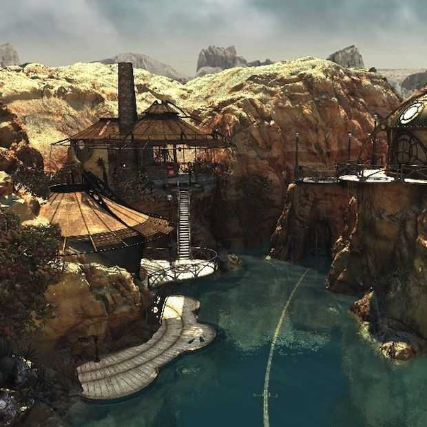 Adventuregame Myst krijgt eigen TV-serie