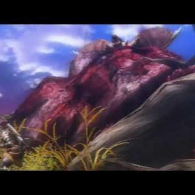Monster Hunter 4 voor 3DS