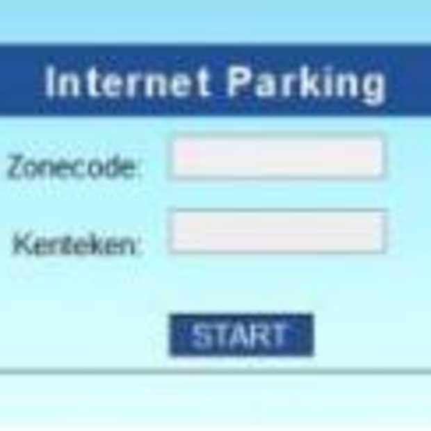Na smsparking nu ook Internetparking