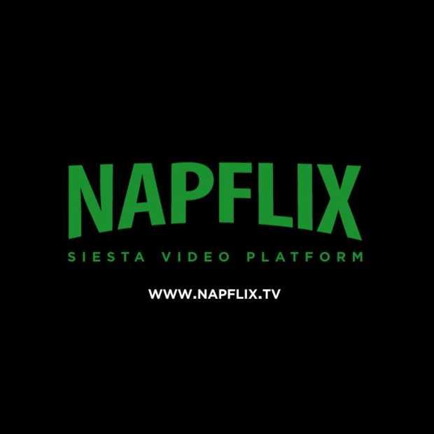 Napflix: Netflix om in slaap te komen
