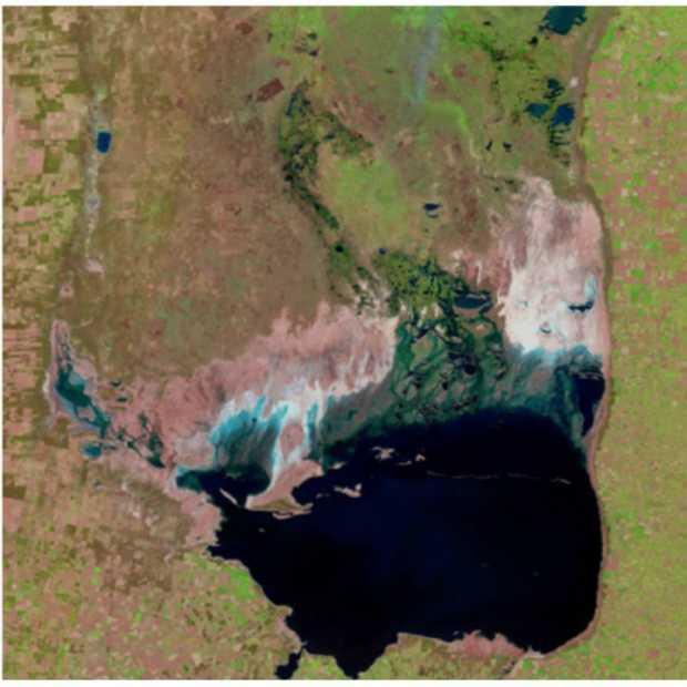 Foto's van NASA laten zien hoe de aarde is veranderd de afgelopen jaren