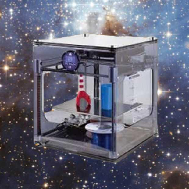 Nasa tilt 3D printen naar hoger niveau