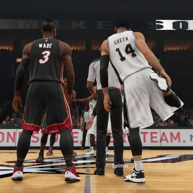 NBA 2K15: voor liefhebbers en aspiranten