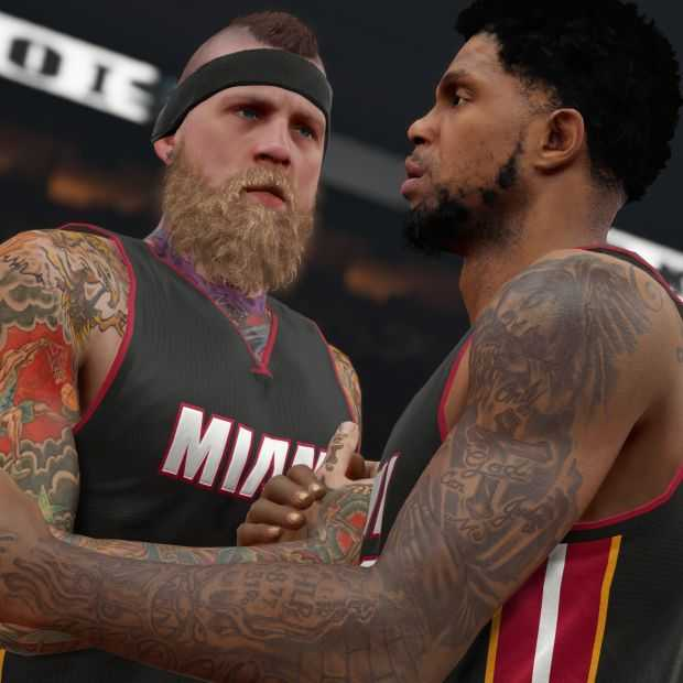 Gespeeld op Gamescom: NBA 2K15