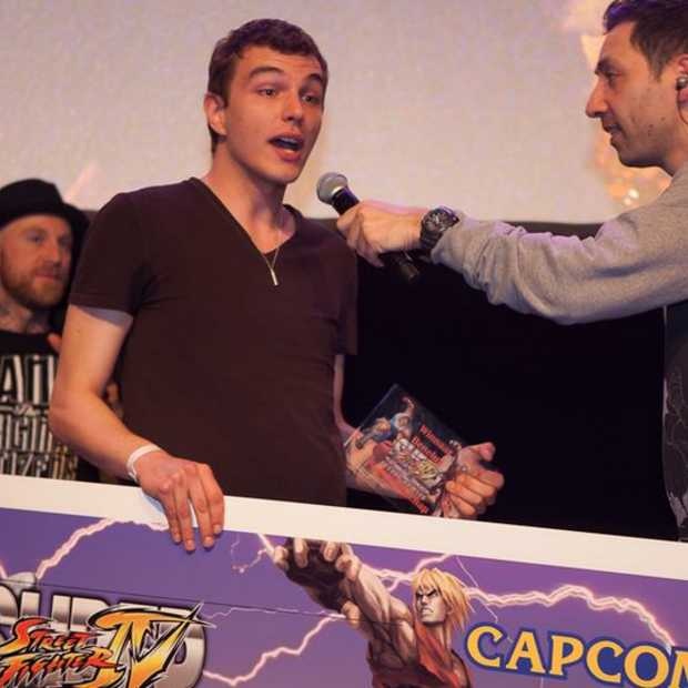 Nederlands kampioen Street Fighter IV pakt ruime winst