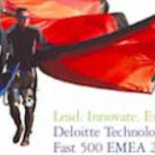 Nederlandse bedrijven goed vertegenwoordigd Fast500 Ranking