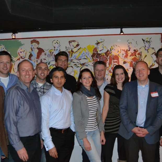 Nederlandse social media delegatie meets Social Media Club New York