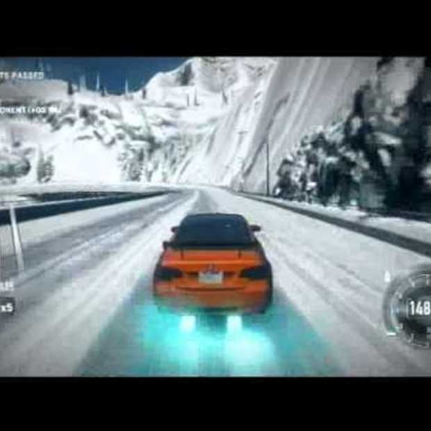 Need for Speed: the Run gameplay