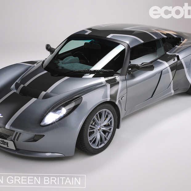 Nemesis verbreekt Brits snelheidsrecord elektrische auto