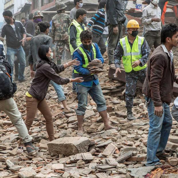 Facebook komt in actie om mensen in Nepal te helpen