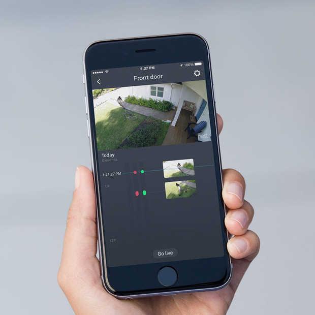 Nest verbetert camerabeveiliging met nieuwe functies