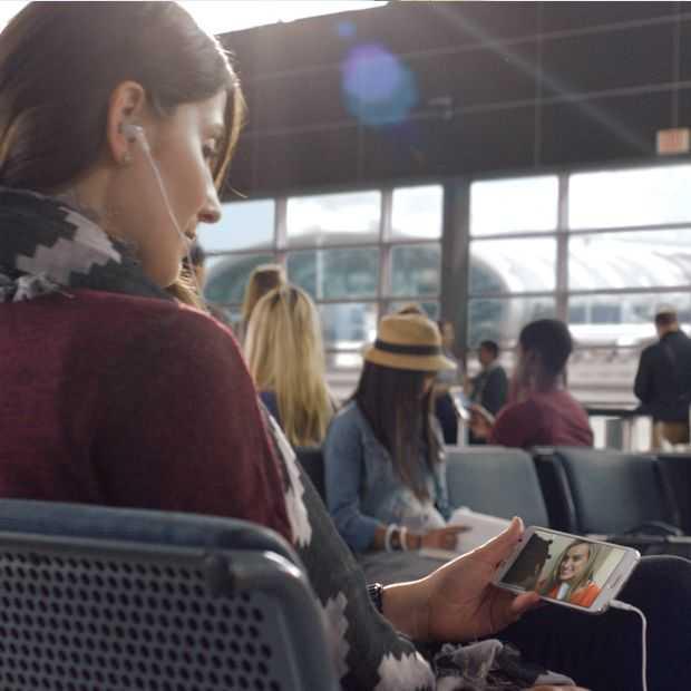 Netflix onderweg: huilen, lachen, meekijken, trein missen, alles
