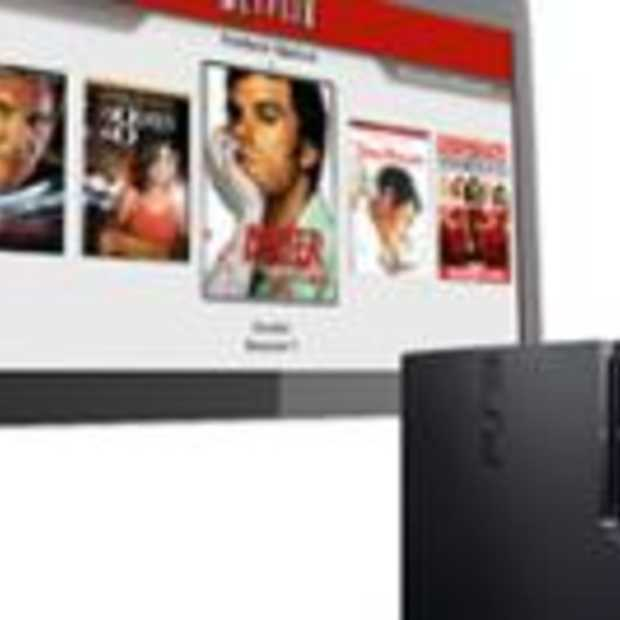 Netflix op de PlayStation 3